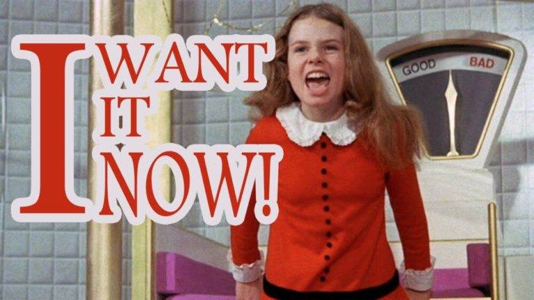 veruca salt i want it now