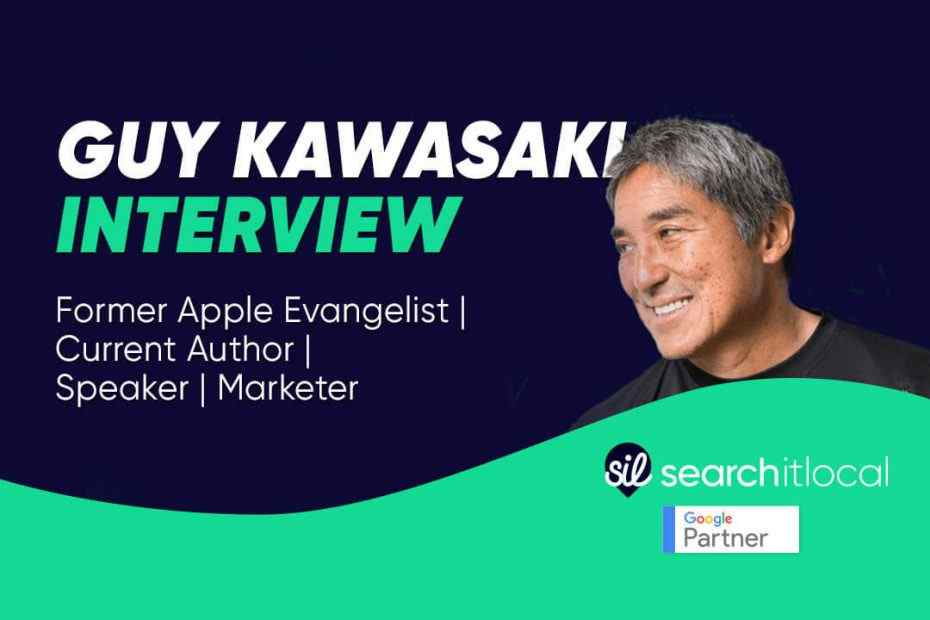 Interview with Guy Kawasaki- On the Future of Inbound Marketing