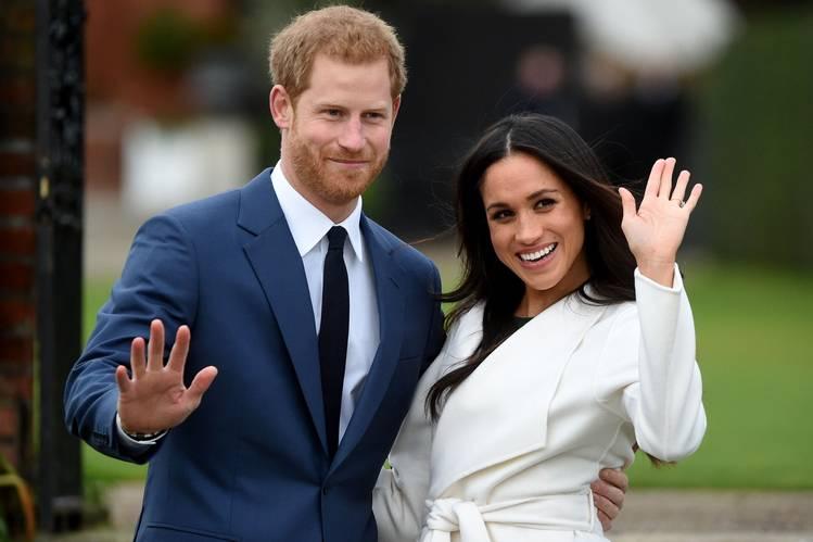Prince Harry and Meghan Markle SEO 2018