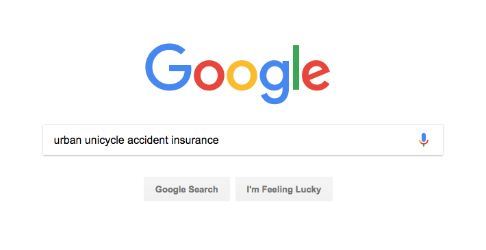 SEO Benefits Urban Unicycle Accident Insurance