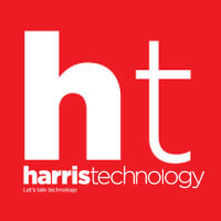 Harris Technology Marketing Campaign Logo