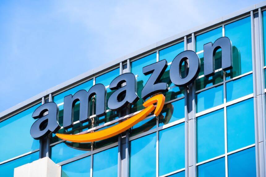Amazon Headquarters Logo